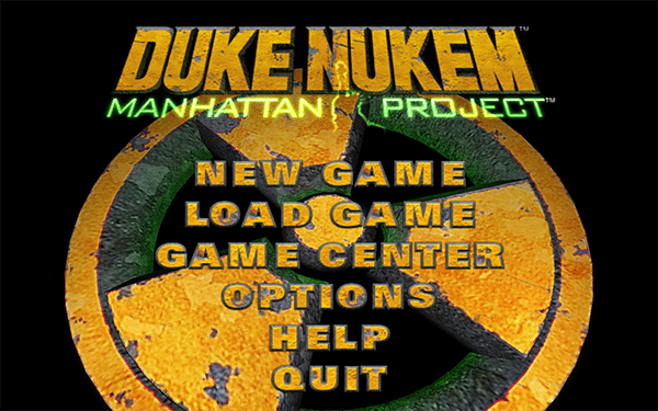 duke nukem manhattan project-giochi mac-avrmagazine