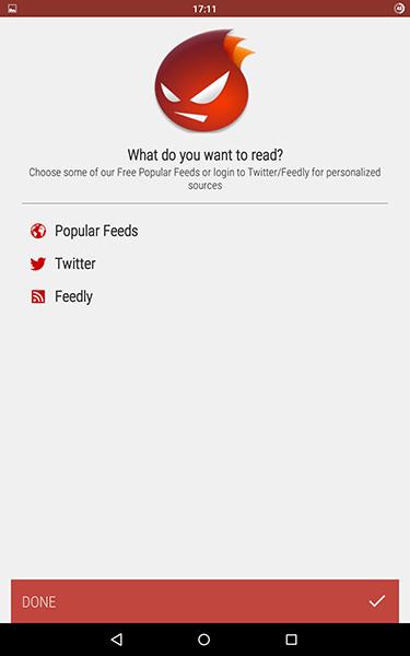 flyne-app per android-avrmagazine