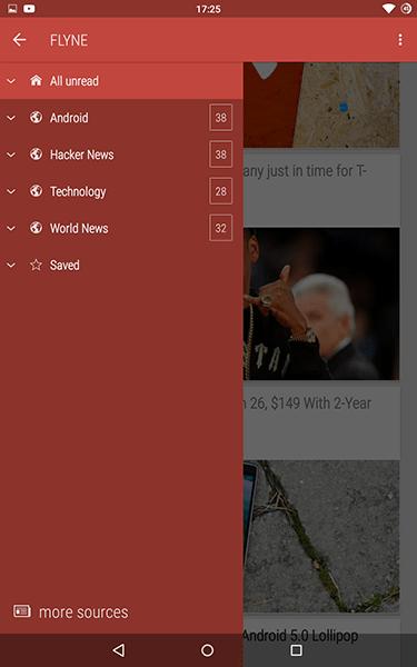 flyne-app per android-avrmagazine5
