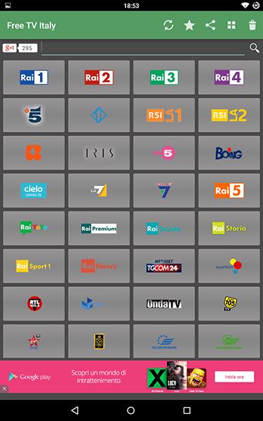free tv italia-app android-avrmagazine