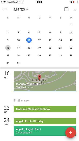google calendar-app per ios-avrmagazine
