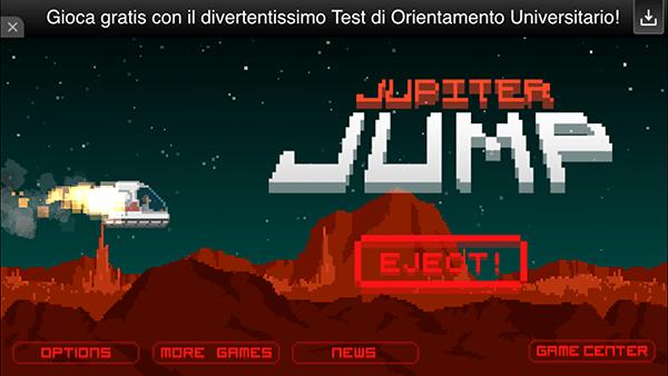 jupiter jump-giochi per ios-avrmagazine