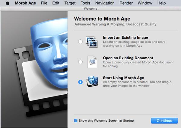 morph age-applicazioni mac-avrmagazine