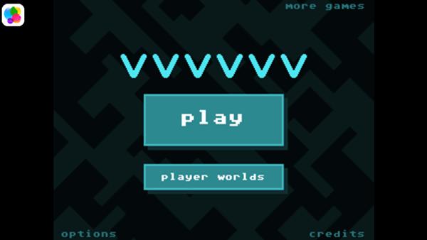 vvvvvv-giochi per ios-avrmagazine