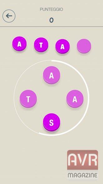 4 Lettere giochi per iPhone avrmagazine 1