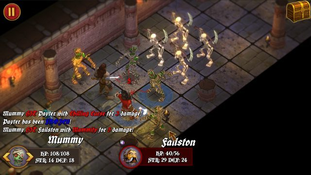 Dungeon Crawlers Metal giochi per iPhone avrmagazine 1