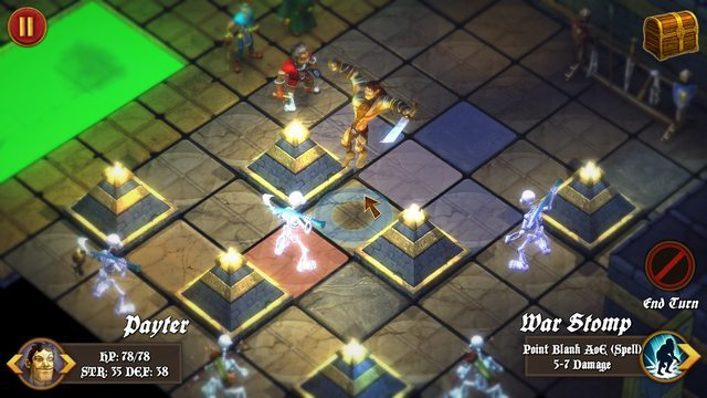 Dungeon Crawlers Metal giochi per iPhone avrmagazine 2