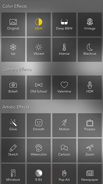 Exposure-app per ios-avrmagazine5