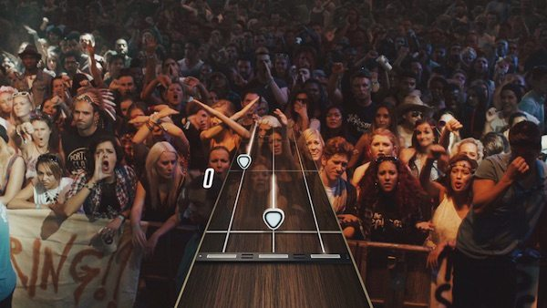 Guitar Hero Live giochi per iPhone avrmagazine 2