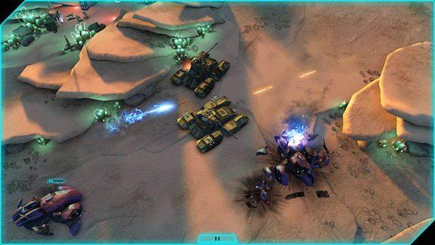 Halo Spartan Assault giochi per iPhone avrmagazine 1