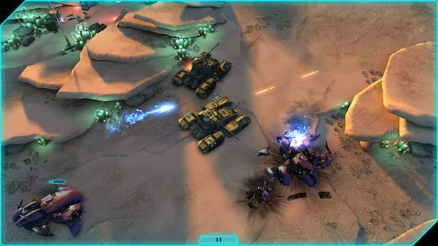Halo Spartan Assault giochi per iPhone avrmagazine 1