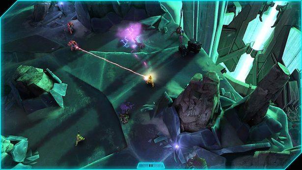 Halo Spartan Assault giochi per iPhone avrmagazine 2