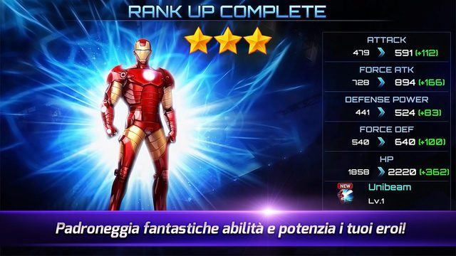 MARVEL Future Fight giochi per iPhone avrmagazine 1