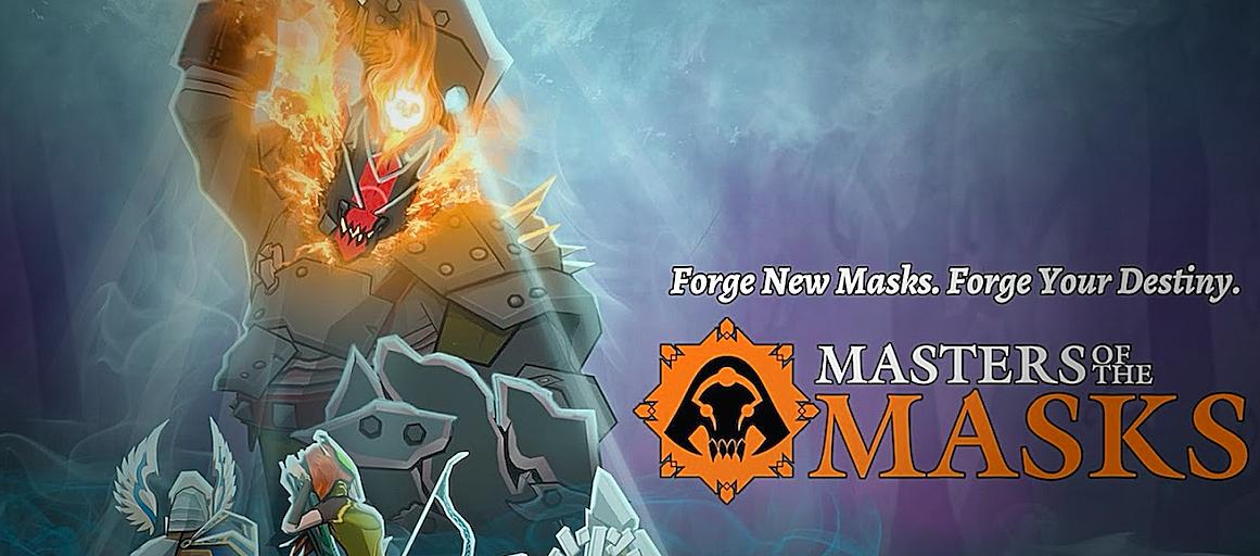Masters of the Masks avrmagazine