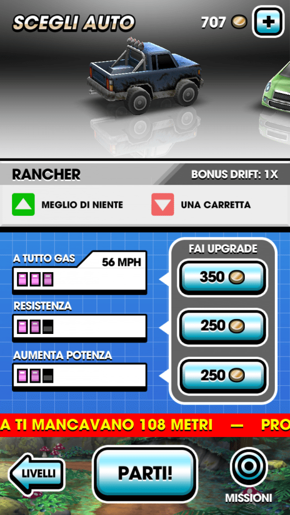 Mega Drift giochi per iPhone avrmagazine 2