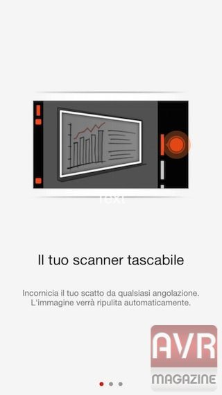 Office Lens applicaizoni per iPhone avrmagazine 1