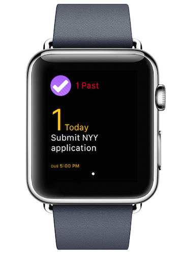Omnifocus apple watch avrmagazine 2