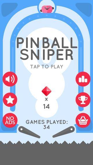Pinball Sniper giochi per iPad avrmagazine 2