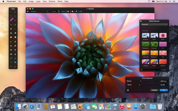 Pixelmator applicazioni per mac avrmagazine 3