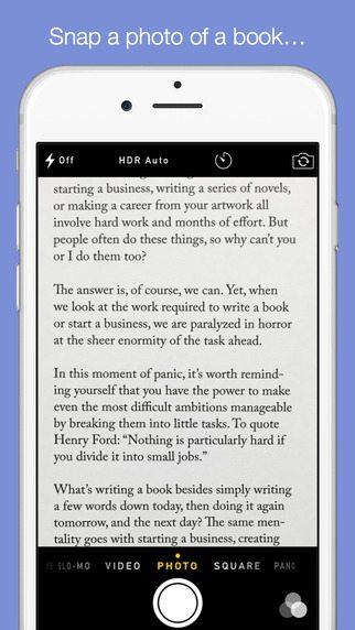 Snaplight applicazioni per iPhone avrmagazine 1
