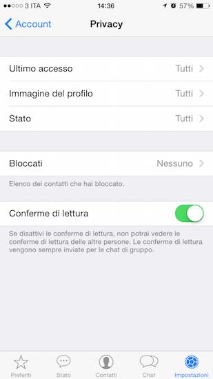 WhatsApp applicazioni per iPhone avrmagazine