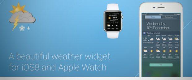 Widget Weather avrmagazine