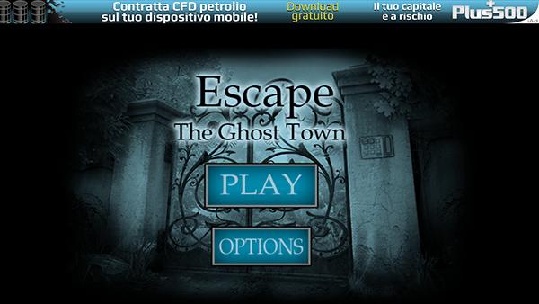 escape the ghost town-giochi per iOS e Android-avrmagazine