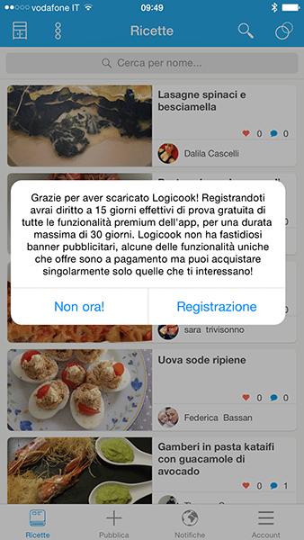 logicook-app per ios-avrmagazine