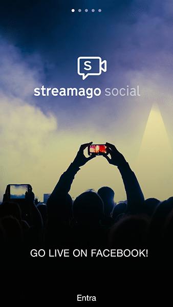 streamago-app per ios-avrmagazine