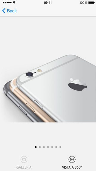 Apple Store applicazioni per iPhone avrmagazine