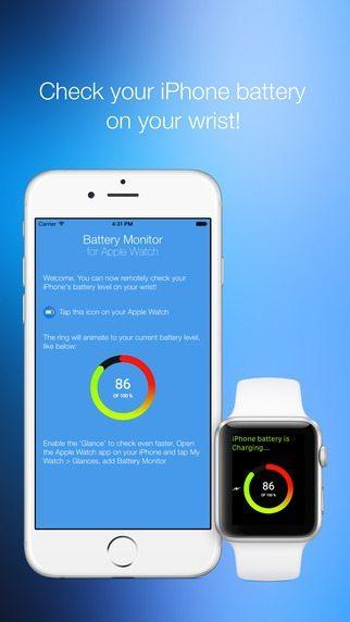 Battery Monitor applicaizoni pe riphone avrmagazine 2