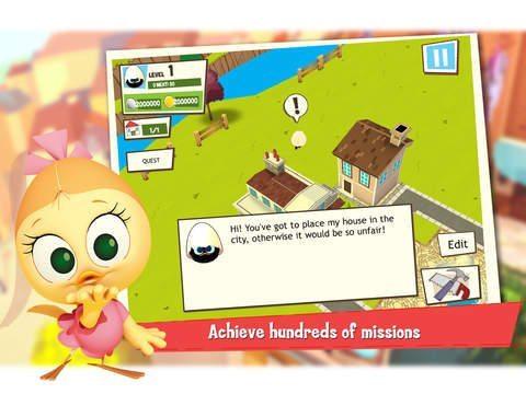 Calimero's Village giochi per iPhone avrmagazine 1