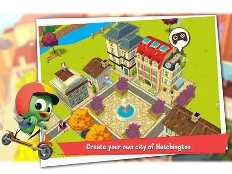 Calimero's Village giochi per iPhone avrmagazine 2