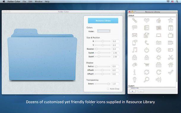 Folder Color applicazioni per mac avrmagazine 1