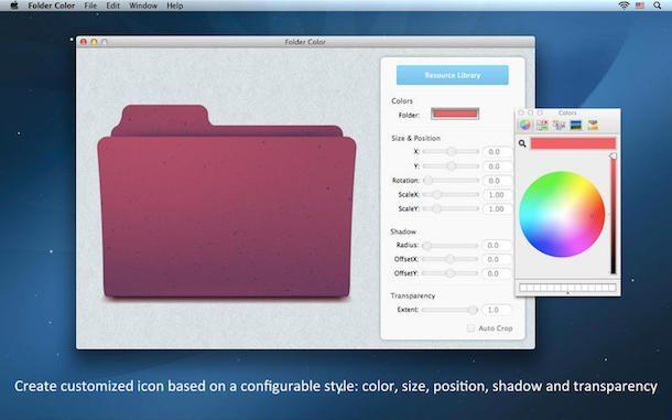 Folder Color applicazioni per mac avrmagazine 2