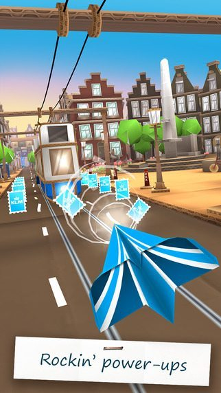 Jets Flying Adventure giochi per iPhone avrmagazine 3