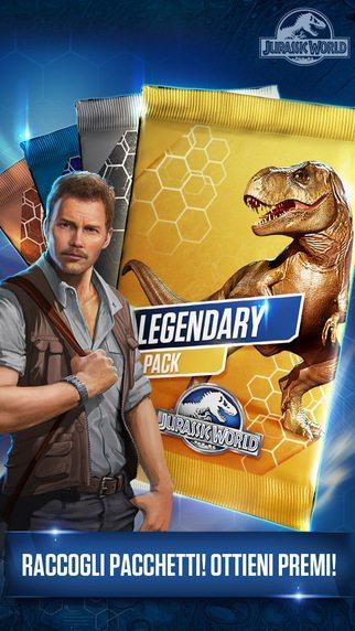 Jurassic World giochi per iPhone avrmagazine1