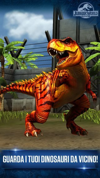 Jurassic World giochi per iPhone avrmagazine2
