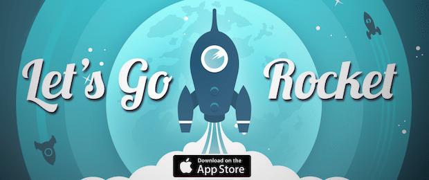 Let's Go Rocket giochi per iPhone avrmagazine