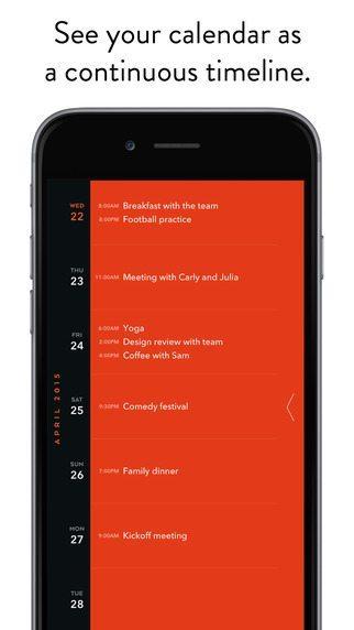 Moleskine Timepage applicazioni per iPhone avrmagazine 2