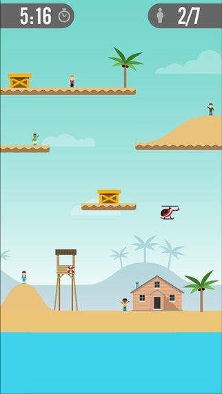 Risky Rescue giochi per iPhone avrmagazine 2