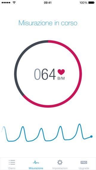 Runtastic Heart Rate applicazioni per iPhone Android avrmagazine 2