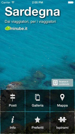 Sardegna applicazioni per iPhone avrmagazine 2