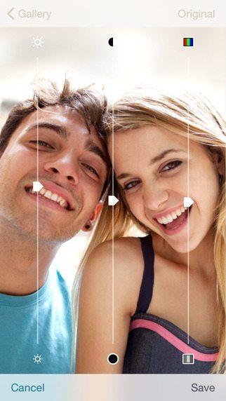 SelfieX applicaizoni per iPhone avrmagazine 1