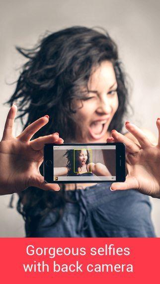 SelfieX applicaizoni per iPhone avrmagazine 3
