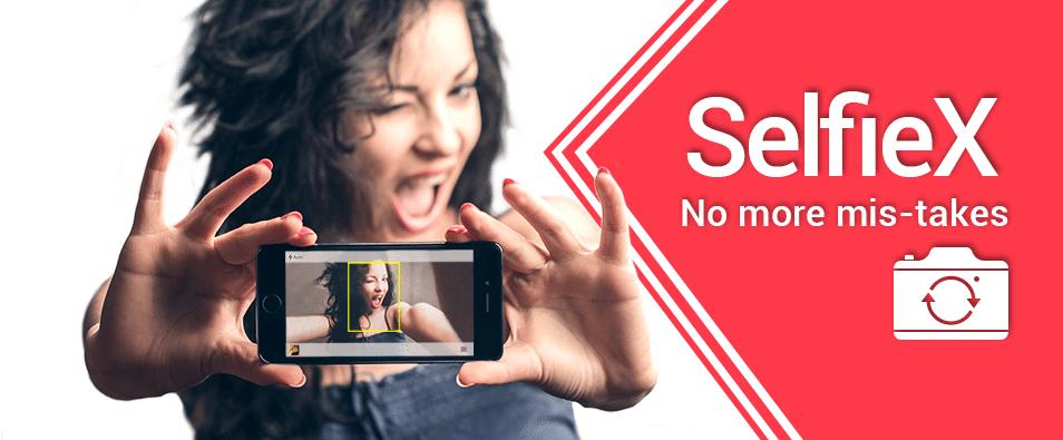 SelfieX applicaizoni per iPhone avrmagazine 4