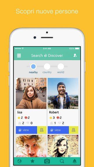 Selfiest applicazioni per iPhone avrmagazine 1