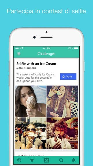 Selfiest applicazioni per iPhone avrmagazine 2