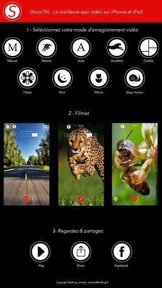 Shoot'IN applicazioni per iPhone avrmagazine 1