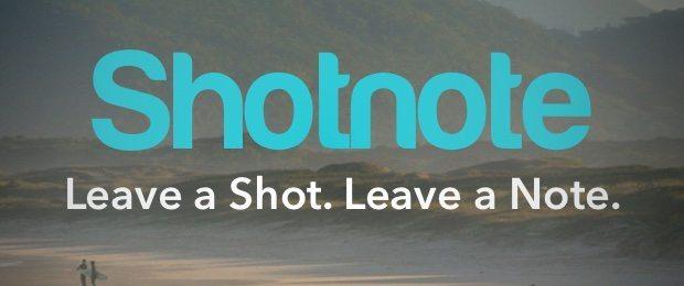 ShotNote avrmagazine